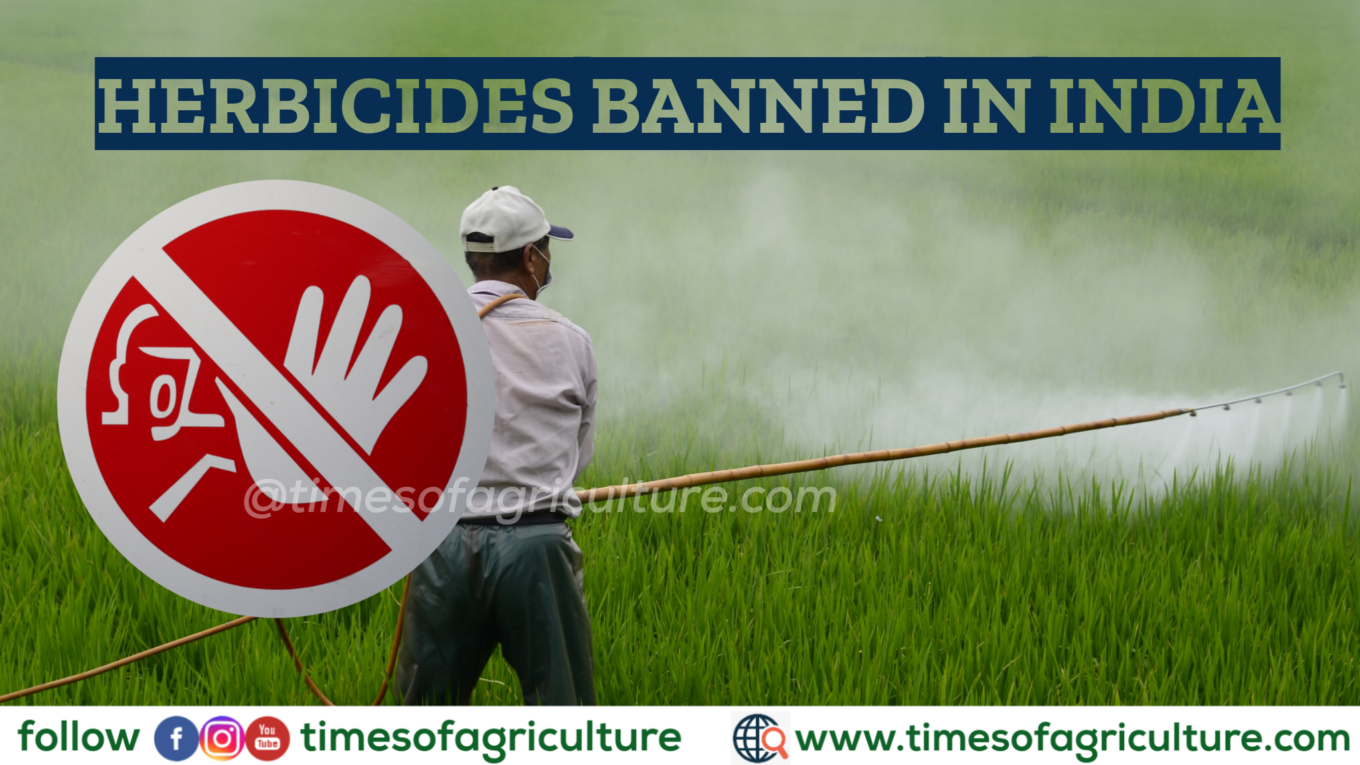 HERBICIDE BANNED LIST